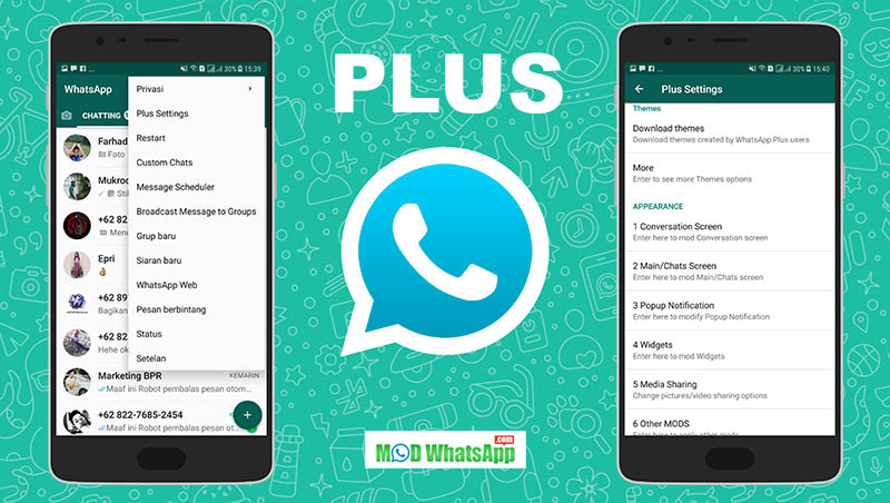 Download Whatsapp Plus Apk Terbaru 2019