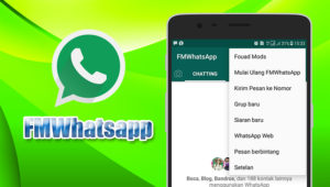 Download FMWhatsapp APK versi 7.60 Terbaru 2018