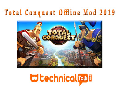 Total Conquest Offline MOD APK Download Terbaru 2019