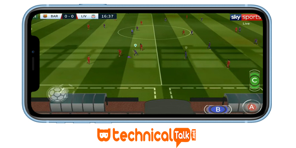 Download Game Bola Offline MOD APK Terbaru Terbaik 2019
