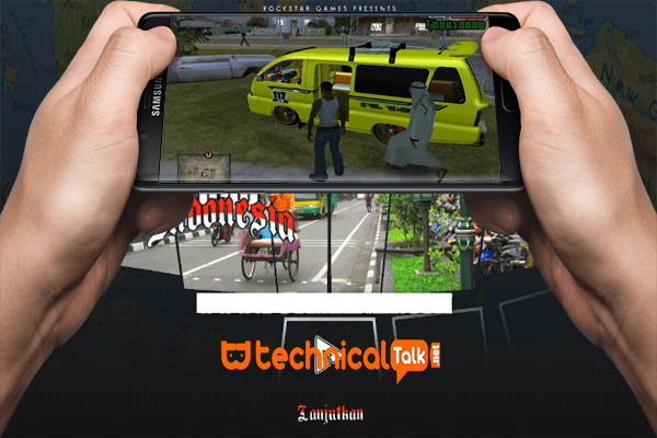 Download GTA SA Lite MOD Indonesia Terbaru 2019
