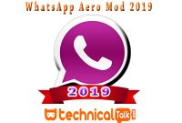 Download WhatsApp Aero MOD APK V7.9 Anti Banned Update 2019
