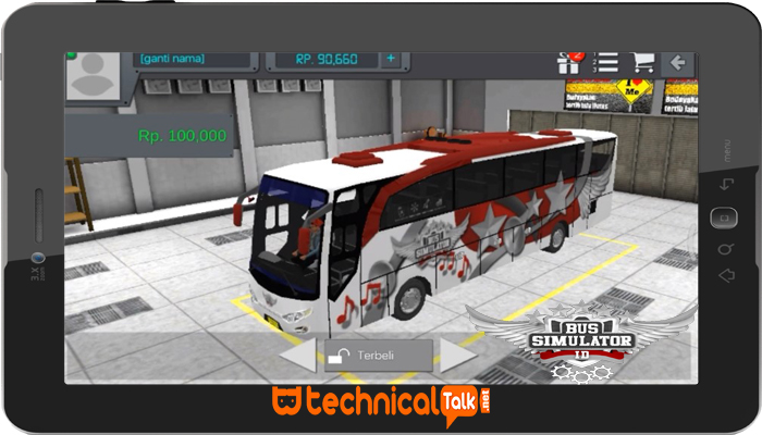 Download Bussid Mod Unlimited Money Versi Update Terbaru 2019