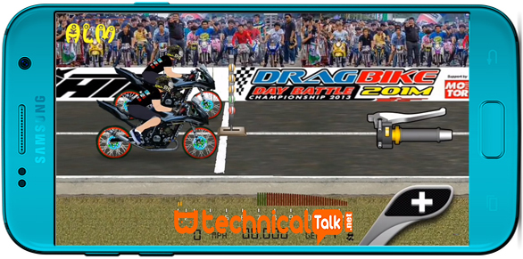Download Drag Bike 201M Indonesia MOD APK Terbaru 2019