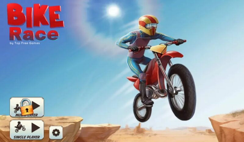 Download Bike Race Mod Apk Unlock All Bikes