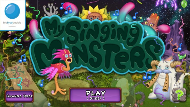 My Singing Monsters Mod Apk Unlimited Money