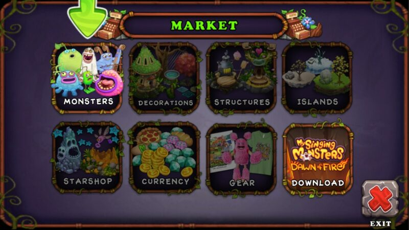 My Singing Monsters Mod Apk