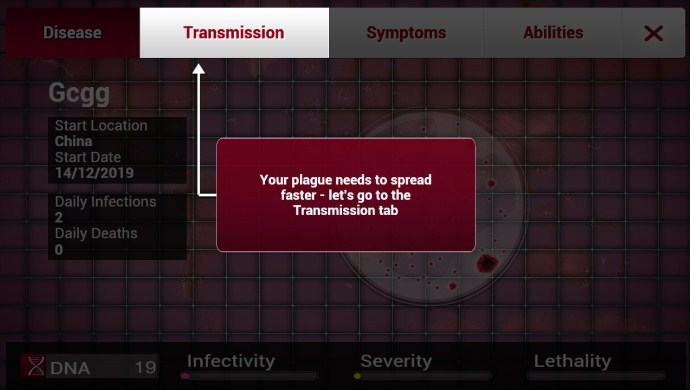 Game Plague Inc 1