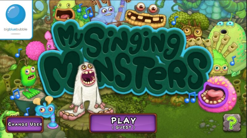 my singing monsters mod