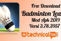 badminton league mod