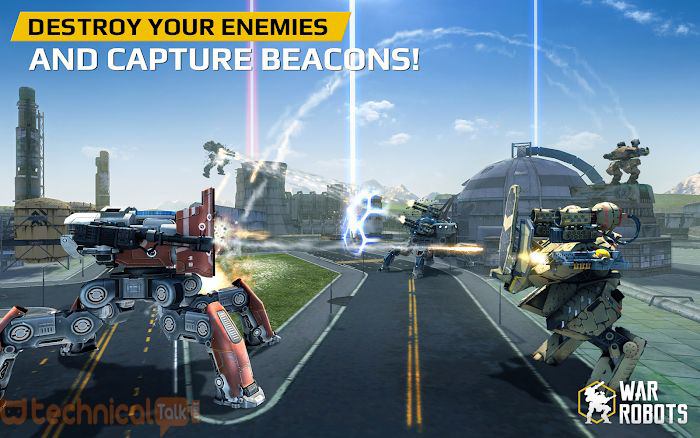 download war robots mod