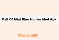 Call Of Mini Dino Hunter Mod Apk
