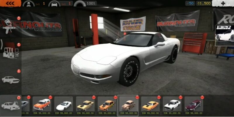 Download Game Torque Burnout Mod Apk Unlocked All Cars Unlimited Money Terbaru