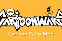 Download Cartoon Wars Mod Apk Unlimited Money Gold And Gems Terbaru