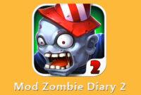 Download Game Mod Apk Zombie Diary 2 Free Shopping Versi Terbaru
