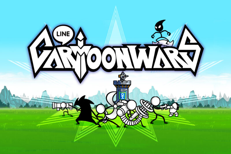 Download Cartoon Wars Mod Apk Unlimited Money Gold And Gems Terbaru