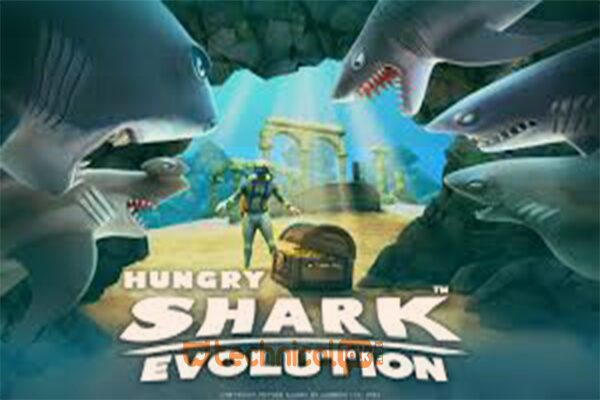 Download Hungry Shark Evolution Mod Apk Unlimited Money, Gold and Coins Versi Terbaru 2020