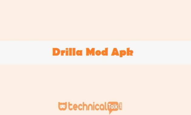 Drilla Mod Apk