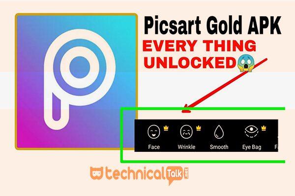 Fitur Dari PicsArt Mod Apk