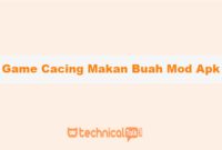 Game Cacing Makan Buah Mod Apk