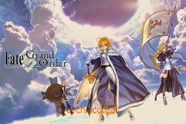 Gameplay Fate Grand Order