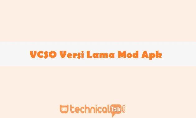 VCSO Versi Lama