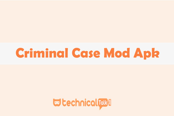 criminal case full mod