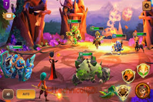 might and magic elemental guardians apk