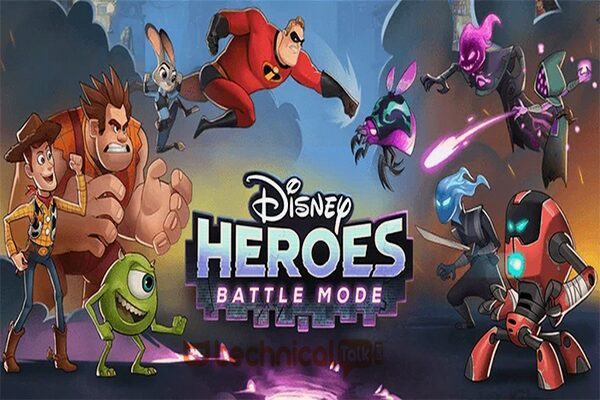 Disney Heroes Battle Mode Mod Apk