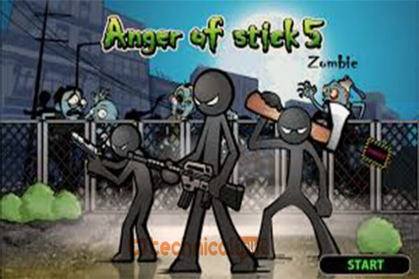 Download Anger of Stick 5 Zombie Mod Apk Versi Terbaru 2020