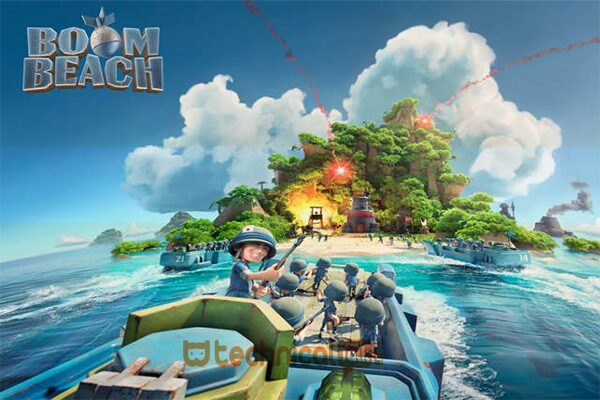 Download Boom Beach Mod Apk Versi Terbaru 2020