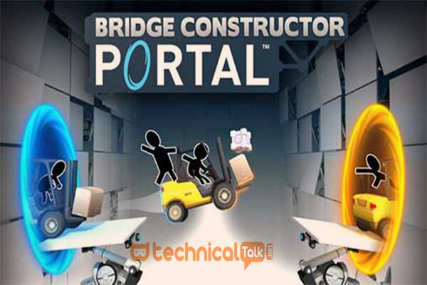 Download Bridge Constructor Portal Mod Apk Versi Terbaru 2020