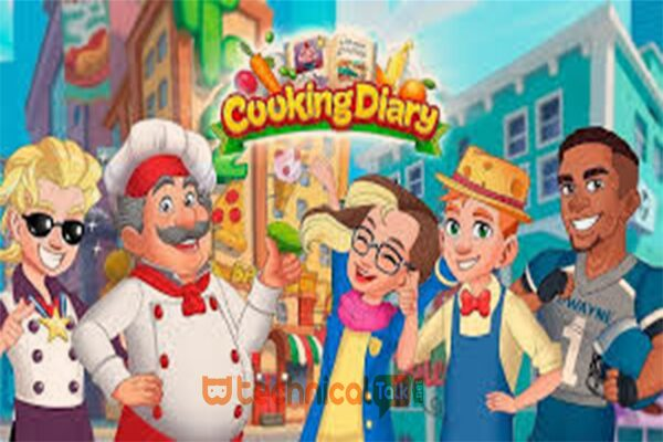 Download Cooking Diary Mod Apk Versi Terbaru 2020