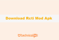Download Rcti Mod Apk