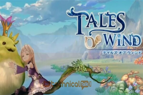 Gameplay Tales of Wind
