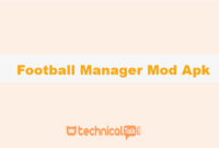 Football Manager Mod Apk