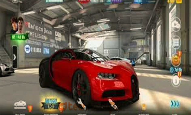 Gameplay CSR Racing 2 Mod Apk