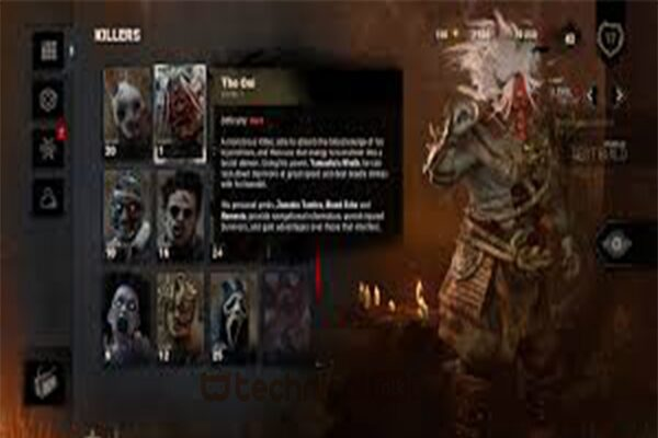 Gameplay Dead by Daylight