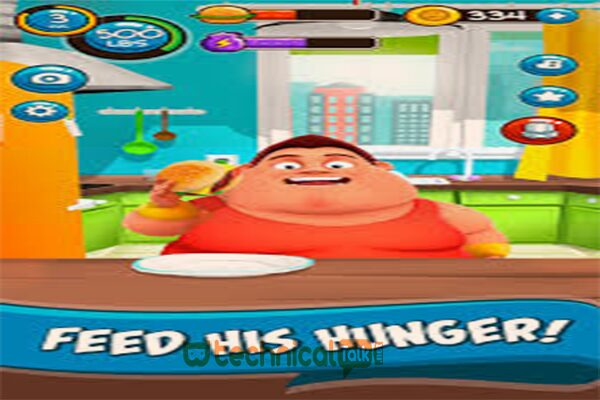 Gameplay  Fit The Fat 2 Mod Apk