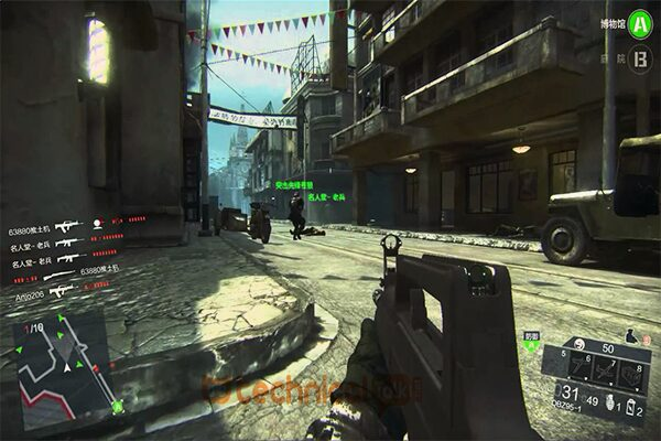 Gameplay Glorious Mission Mod Apk