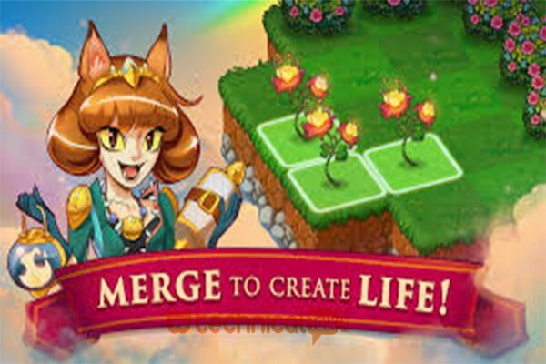 Gameplay dari Merge Dragons Mod Apk