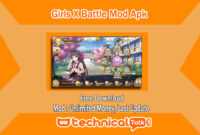 Girls X Battle Mod Apk