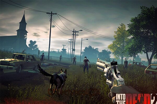Grafik Into The Dead 2 Mod Apk