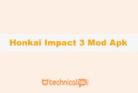 Honkai Impact 3 Mod Apk