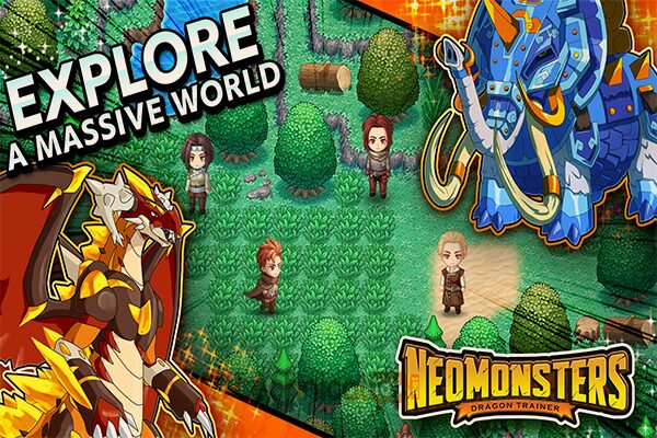 Neo Monsters Mod Apk