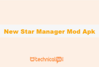 New Star Manager Mod Apk