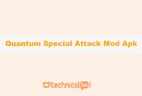 Quantum Special Attack Mod Apk
