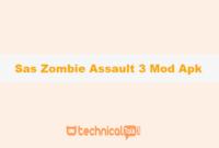 Sas Zombie Assault 3 Mod Apk