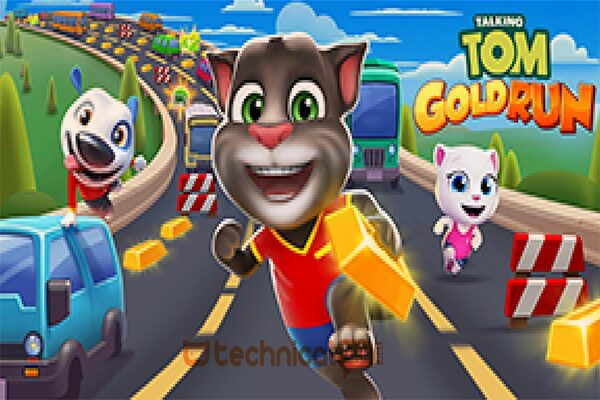 Tom Gold Run Game Mod Apk