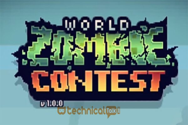 World Zombie Contest Mod Apk